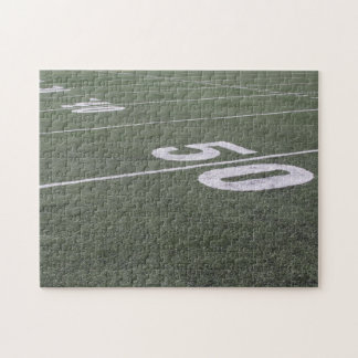 50 Yard Line Puzzle