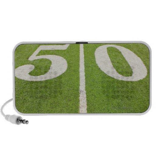 50 Yard Line Laptop Speakers