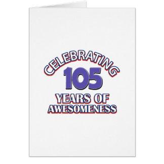 50 year old birthday design greeting cards