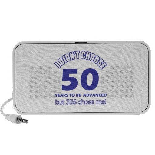 50 years advancement laptop speakers