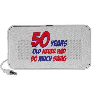 50 years design notebook speakers