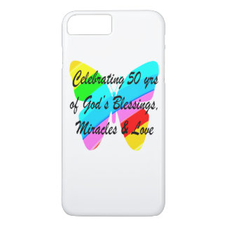 50 YEARS OF BLESSINGS Case-Mate iPhone CASE