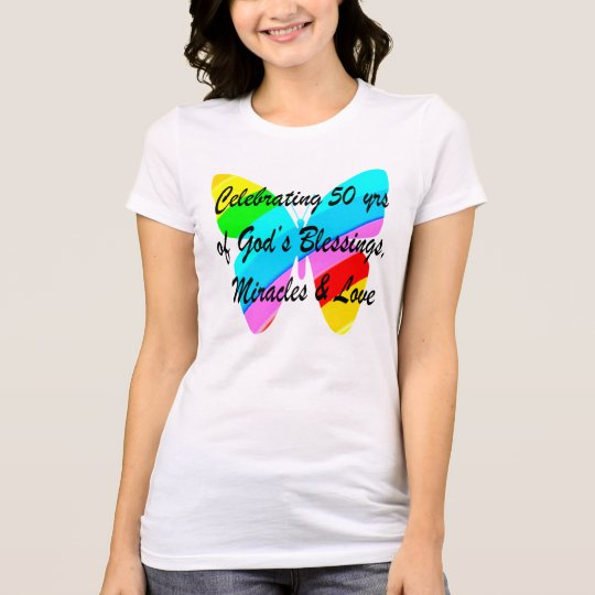 50 YEARS OF BLESSINGS T-Shirt