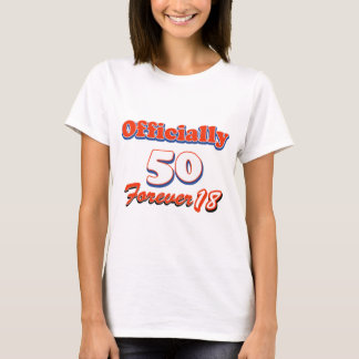 50 years old and still Agile T-Shirt