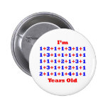 50 Years old! Pins