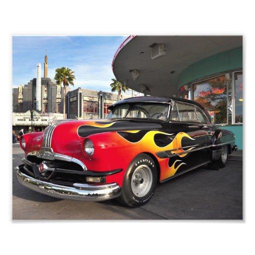 50's American Hot-Rod Photo Art