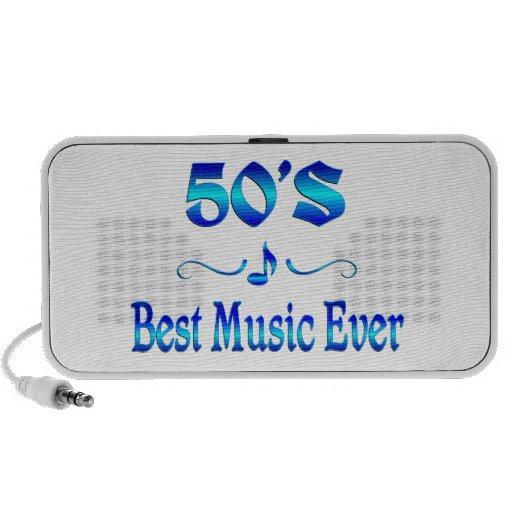 50s Best Music iPhone Speakers