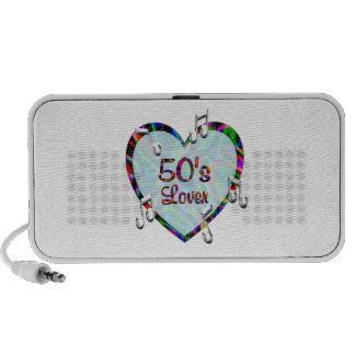 50s Lover Travel Speakers