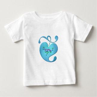 50s Music Love Baby T-Shirt