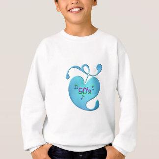50s Music Love Sweatshirt