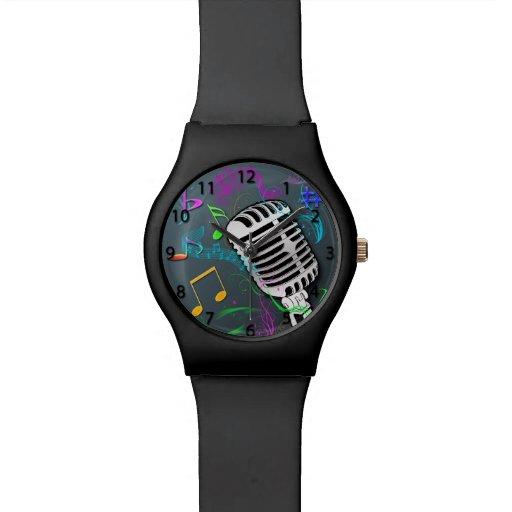 50's Rock n' Roll Wrist Watch