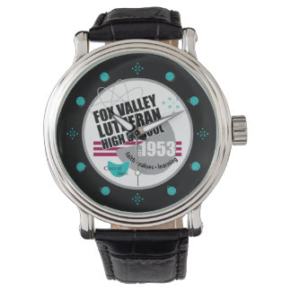 50's Style FVLHS School Spirit Watch