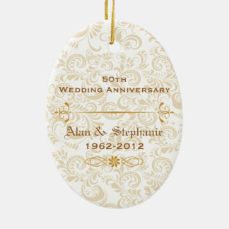 50th Anniversary Holiday Ornament