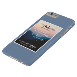 50th Anniversary of Ordination Congratulations Barely There iPhone 6 Plus Case
