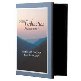 50th Anniversary of Ordination Congratulations Case For iPad Air