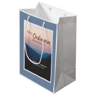 50th Anniversary of Ordination Congratulations Medium Gift Bag