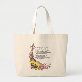 50th Anniversary Tribute Large Tote Bag