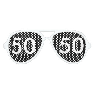 50th Birthday Gag Gifts Sunglasses