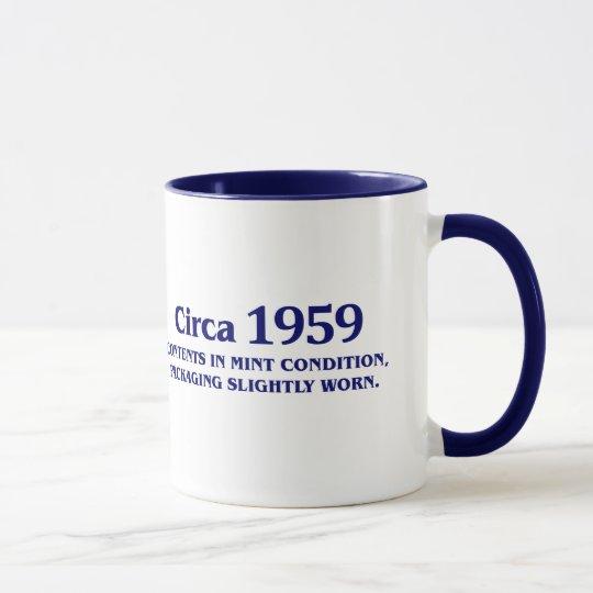 50th birthday gifts for sale! mug