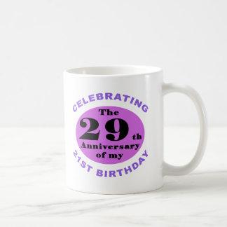 50th Birthday Humor Mugs