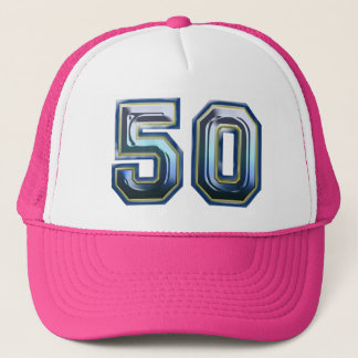 50th Birthday Party Trucker Hat