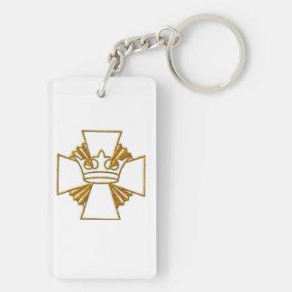 50th Golden Jubilee Priest Ordination Anniversary Keychain
