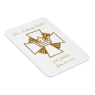 50th Golden Jubilee Priest Ordination Anniversary Magnet