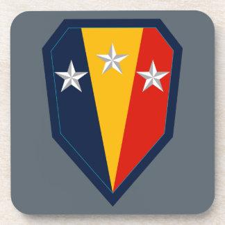50th Infantry Brigade Combat Team (BCT) Drink Coaster