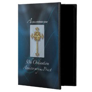 50th Jubilee Ordination Anniversary of Priest iPad Air Case