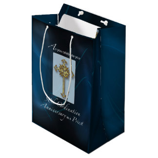 50th Jubilee Ordination Anniversary of Priest Medium Gift Bag