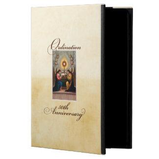 50th Ordination Anniversary Angels at Altar iPad Air Case
