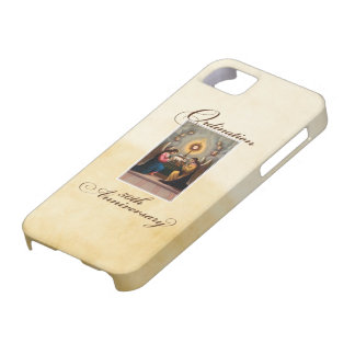 50th Ordination Anniversary Angels at Altar iPhone 5 Case