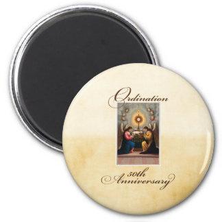50th Ordination Anniversary Angels at Altar Magnet