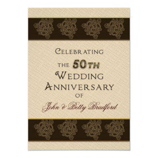 Wedding Gifts For Parents Canada : Parents Anniversary Invitations & Announcements Zazzle Canada