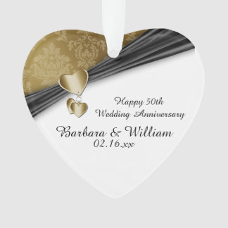50th Wedding Anniversary Keepsake