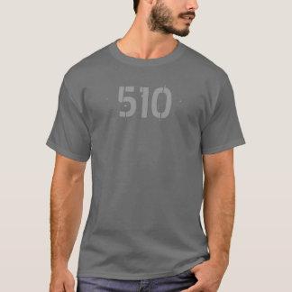 510 Area Code Shirt