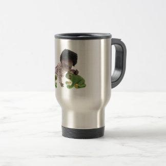 519 Sasha Cara Black baby cup