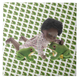 519 Sasha Cara Black baby tile