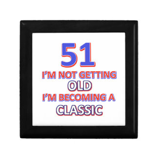 51 birthday desigs gift boxes