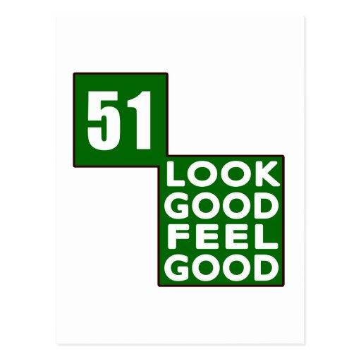 51 Look Good Feel Good Postcards