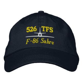 526 TFS F-86 Golf Hat