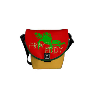 $52,95 / € 41,75  Frog Eddy Kid's  fashion bag Courier Bags
