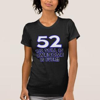 52 birthday design T-Shirt