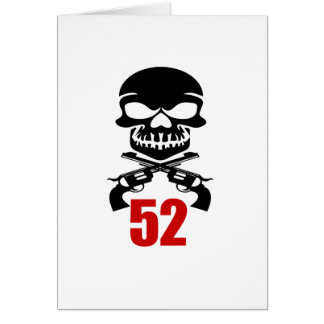 52 Birthday Designs Card
