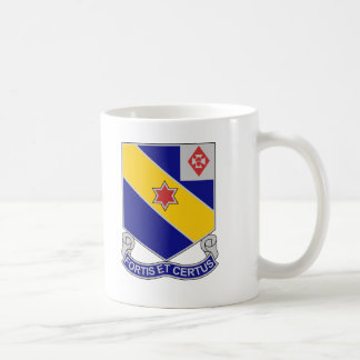 52nd Infantry Regiment - Brave and True Coffee Mug