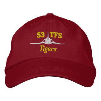 53 TFS F-4 Golf Hat