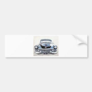 54 cadillac.jpg bumper sticker