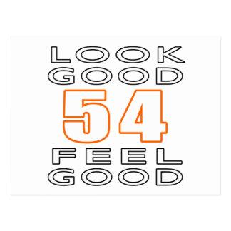 54 Look Good Feel Good Post Cards