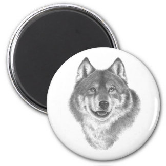 54  Wolf Magnet