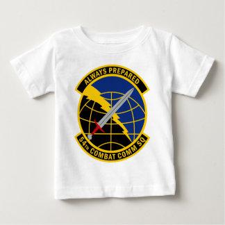 54th Combat Communications Squadron Baby T-Shirt